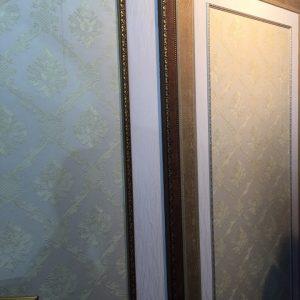 Giấy dán tường pha vải GDT-002
