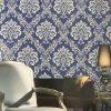 Giấy dán tường pha vải GDT-003