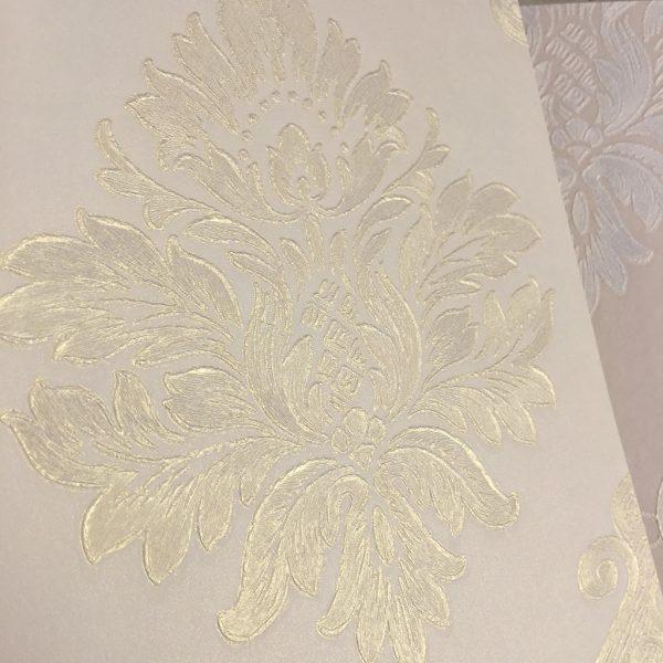 Giấy dán tường pha vải GDT-021