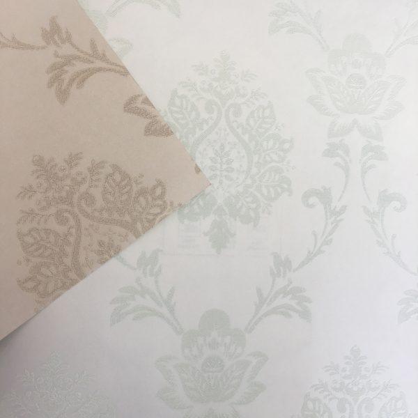 Giấy dán tường pha vải GDT-052