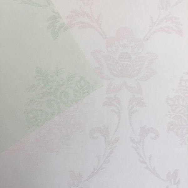 Giấy dán tường pha vải GDT-054