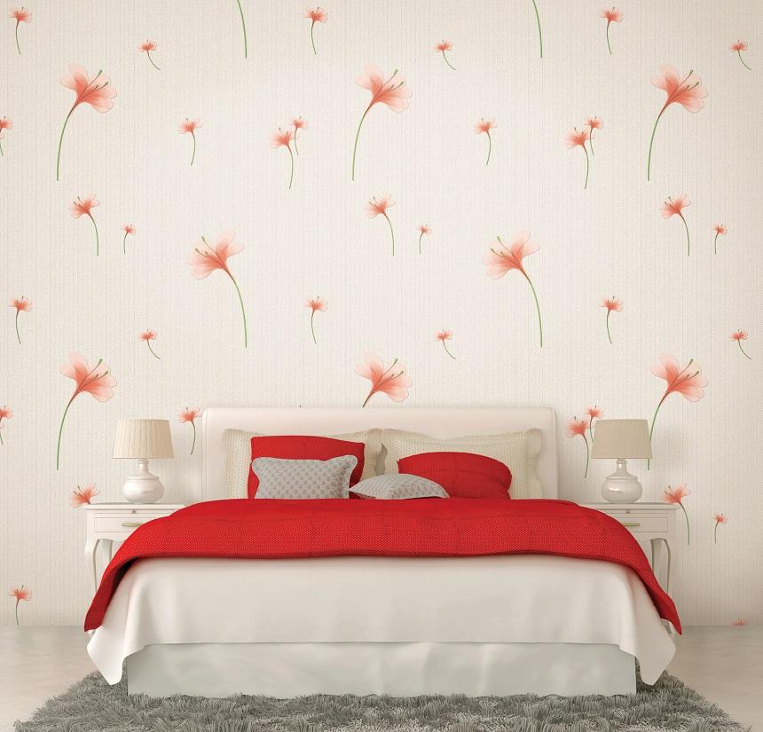 Các mẫu giấy dán tường rất phong phú và cực đẹp